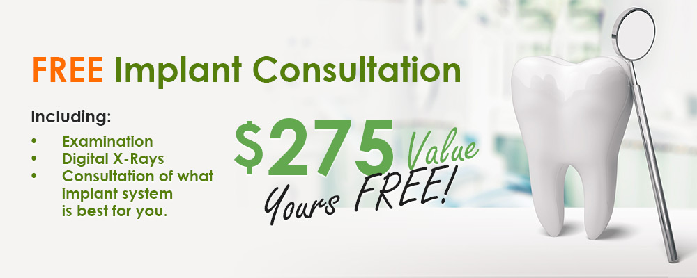 free dental implant consultations