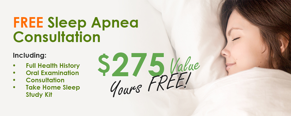 free sleep apnea consultations