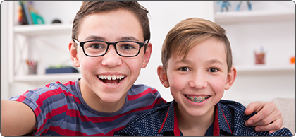 orthodontic braces consultation